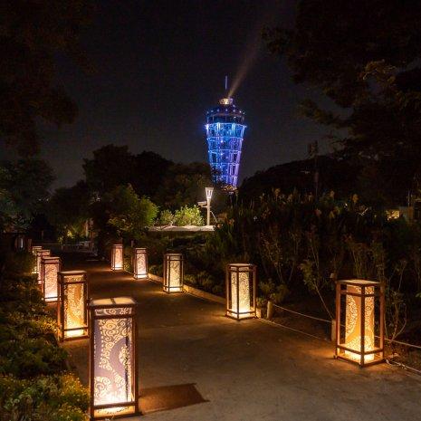 江ノ島灯篭