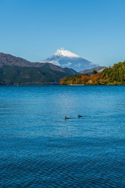 富士・芦ノ湖