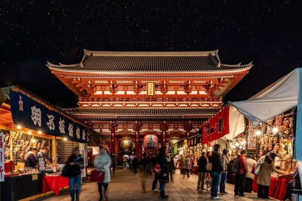 浅草寺「宝蔵門」