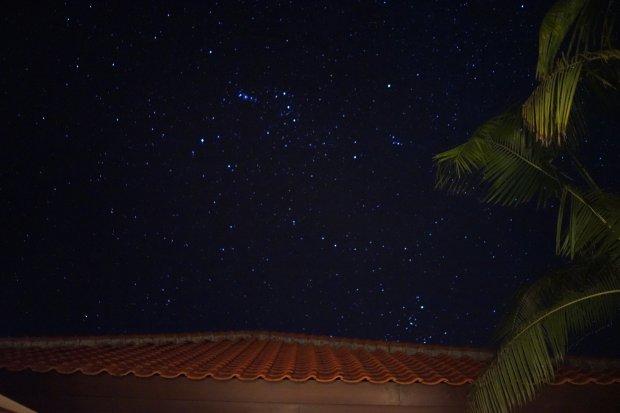 Stars in Bali